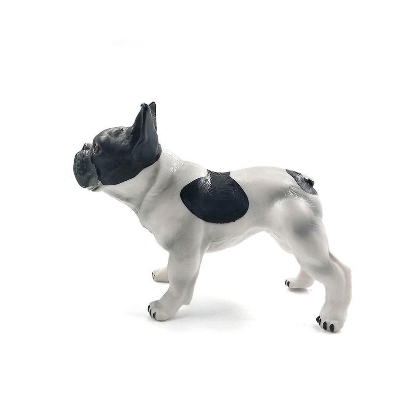 Figurine Bouledogue Français