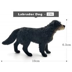 Figurine Labrador Noir
