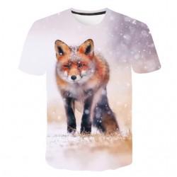 Tee Shirt Renard