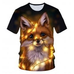 T Shirt Renard