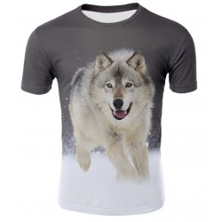 Tee Shirt Loup