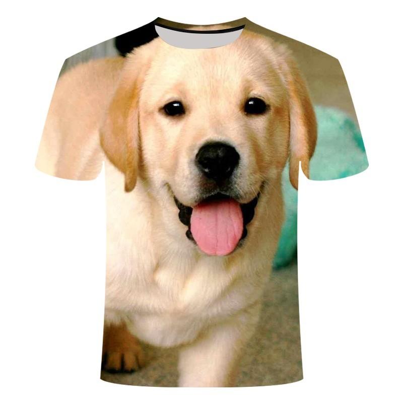 T Shirt Labrador