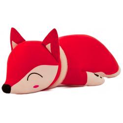 Peluche renard roux