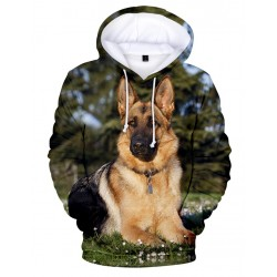 Sweatshirt Berger Allemand